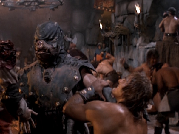 and this is no way to treat the man who brought you DeathstalkerDeathstalker 1983